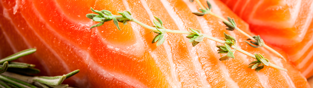 RED FISH IS AN IRREPLACEABLE SOURCE OF OMEGA-3 ACIDS,